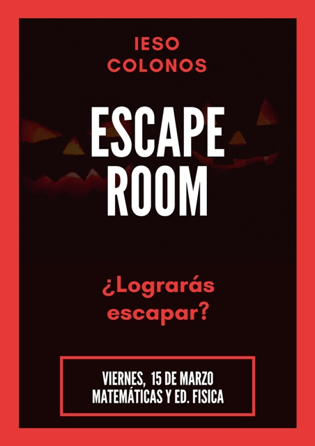 ESCAPE ROOM web